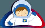 Espacio y astronautas