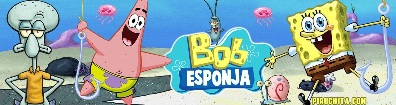 Invitaciones de Cumpleaños de Bob Esponja