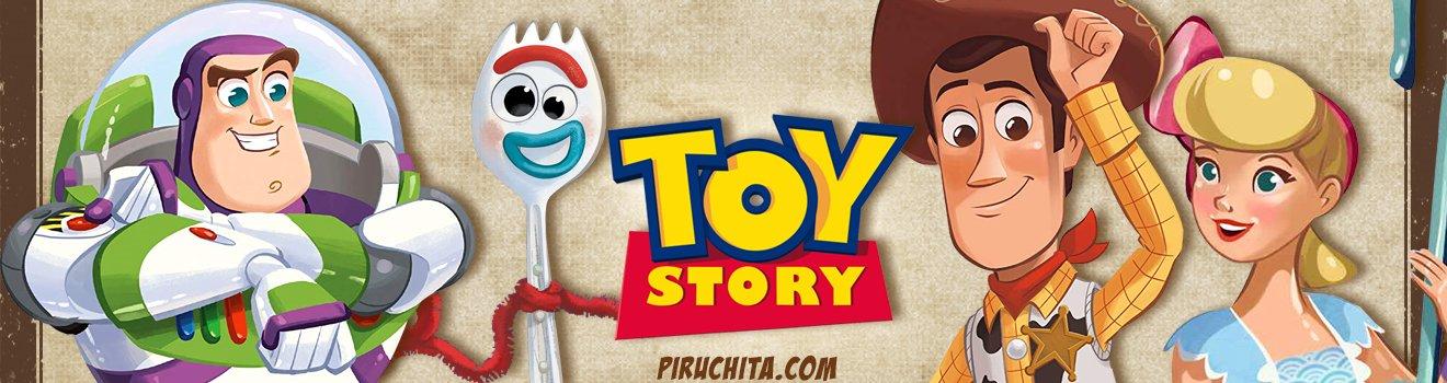 Invitaciones de Cumpleaños de Toy Story