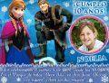 Invitación cumpleaños Frozen #09-0
