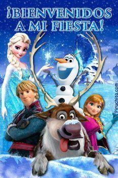 Fiesta Frozen: El reino del hielo