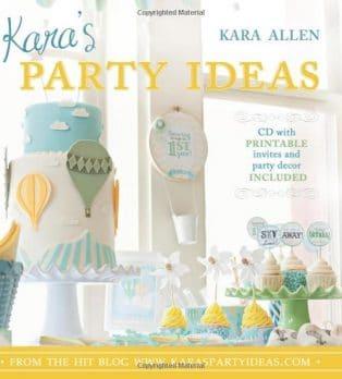 Recomendación: Libro Kara's Party Ideas