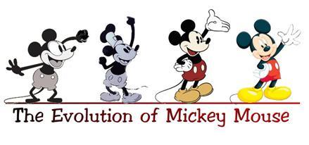 mickey-evolucion