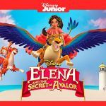 Elenea and the secret of avalor